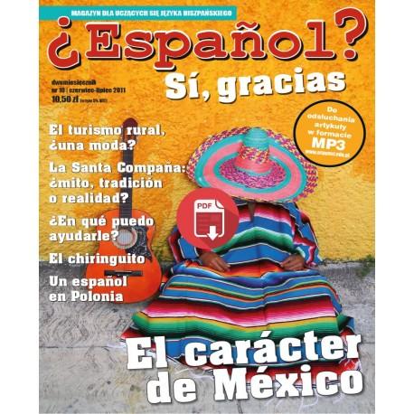 ¿Español? Sí, gracias 10/2010-2011 Wersja Elektroniczna