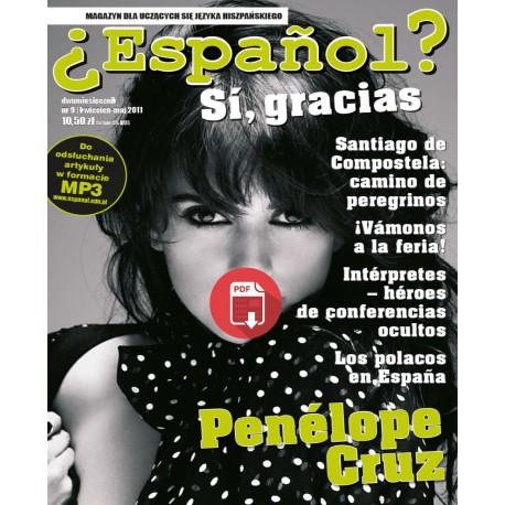 ¿Español? Sí, gracias 9/2011 Wersja Elektroniczna