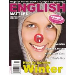 English Matters 2/2006-2007 Wersja Elektroniczna