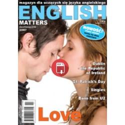 English Matters 3/2007 Wersja Elektroniczna