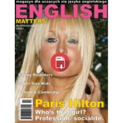 English Matters 5/2007 Wersja Elektroniczna