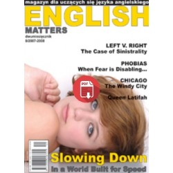 English Matters 8/2007 Wersja Elektroniczna