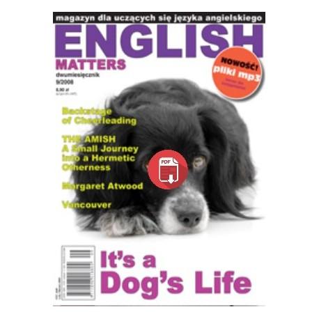 English Matters 9/2007 Wersja Elektroniczna