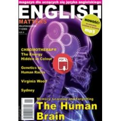 English Matters 11/2008 Wersja Elektroniczna