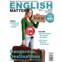 English Matters 23/2010 Wersja Elektroniczna