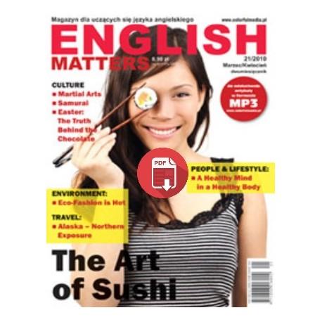 English Matters 21/2010 Wersja Elektroniczna