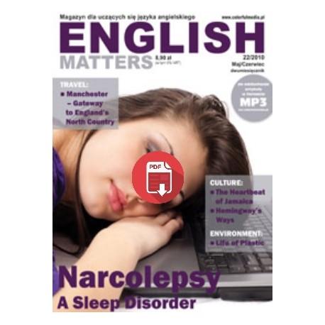 English Matters 22/2010 Wersja Elektroniczna