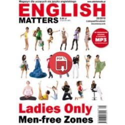 English Matters 25/2010 Wersja Elektroniczna