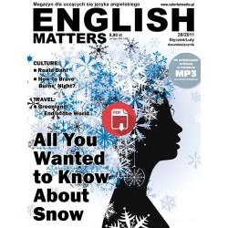 English Matters 26/2011 Wersja Elektroniczna
