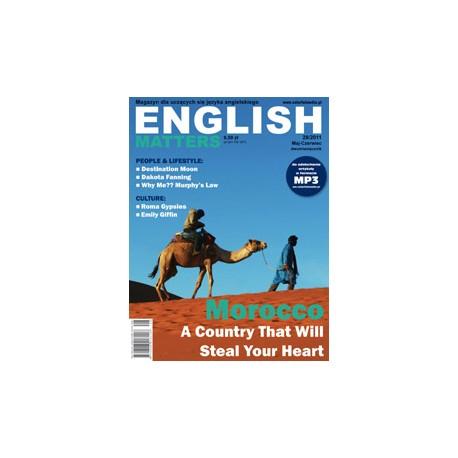 English Matters 28/2011