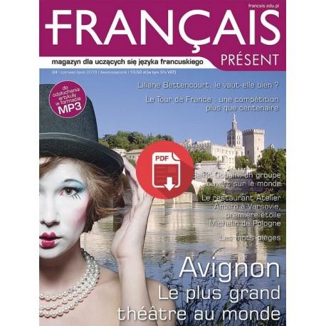 Français Présent 24 Wersja elektroniczna