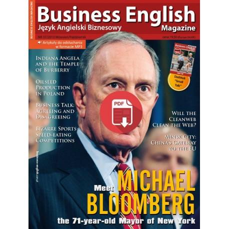 Business English Magazine 37 Wersja elektroniczna