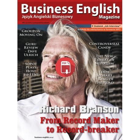 Business English Magazine 32 Wersja elektroniczna