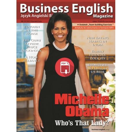 Business English Magazine 33 Wersja elektroniczna