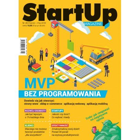 StartUp Magazine 28/2018