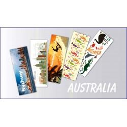 Zakładki Australia 5 sztuk