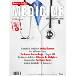 Business English Magazine - Medicine