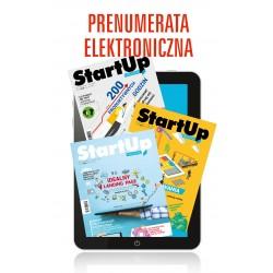 Prenumerata Elektroniczna StartUp Magazine e