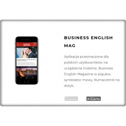 Aplikacja Business English Magazine
