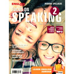 English Matters Focus on speaking 2