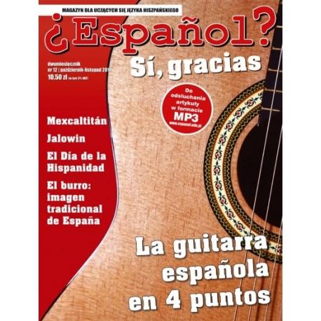 ¿Español? Sí, gracias 12/2011