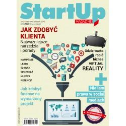 StartUp Magazine 21/2016 Wersja elektroniczna