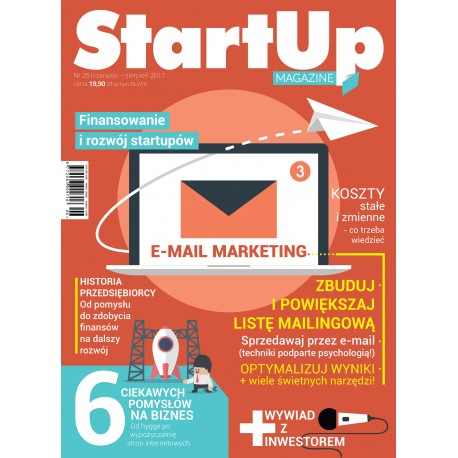 StartUp Magazine 25/20117