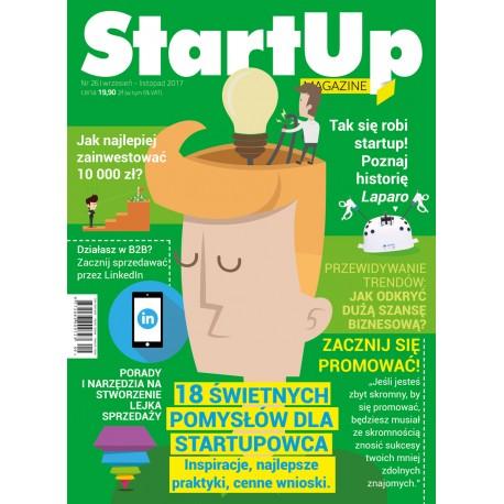 StartUp Magazine 26/2017