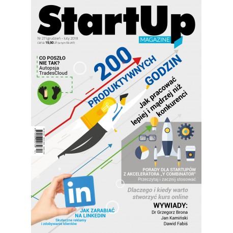 StartUp Magazine 27/2018