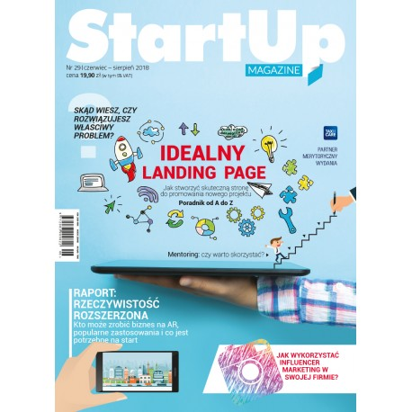 StartUp Magazine 29/2018
