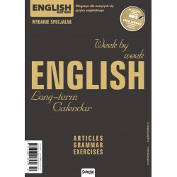 English Long-term Calendar (kalendarz)