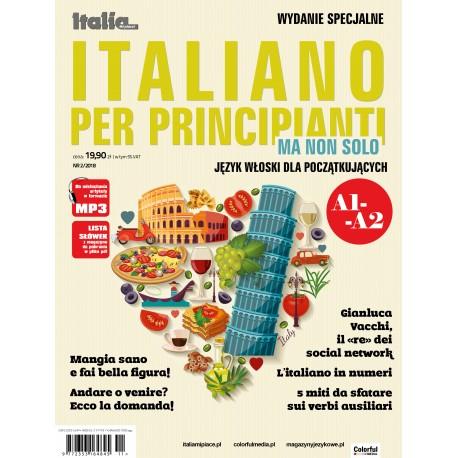 Italia Mi piace! 2/2018 Italiano per Proncipianti