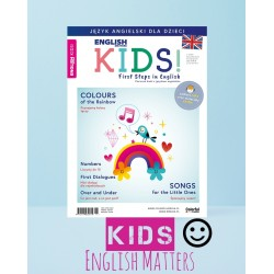 Prenumerata roczna English Matters KIDS