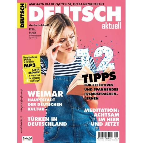 Deutsch Aktuell 92
